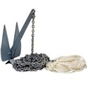 Anclas y cadenas